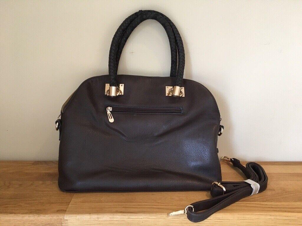 333e464cd67c Brown ladies fashion handbag for sale