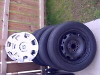 "Wheel rims 14 "" 4 stud WHEEL TRIMS"