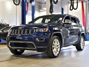 2017 Jeep Grand Cherokee LIMITED * TOIT * CUIR * BANCS CHAUFFANT