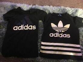 Adidas T Shirts (girls)