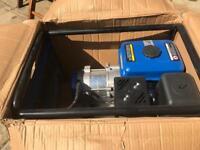 Petrol generator. Brand new. In box.