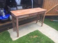 OFFICIAL SHABBY CHIC FRENCH KITCHEN WORK TOP TABLE / CHOPPING BOARD ?