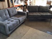 Sofa 3+2 Seater New Ex-Display