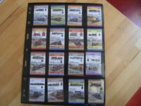 MINT TRAIN STAMPS & SHEETS - reduced