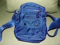 Diesel Men's Shoulder Bag - Brand New - Teal ***£40***