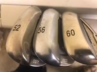 Ping tour W wedges 52,56,60