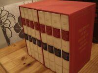 Folio Society Books - Set x 8 - Edward Gibbon, The History Of The Decline & Fall Of The Roman Empire