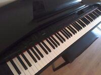 Mint Yamaha Clavinova Electric Piano & stool