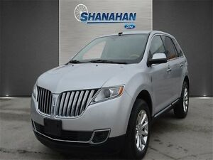 2012 Lincoln MKX ALL WHEEL DRIVE. 1 OWNER!!!NO ACCIDENTS.