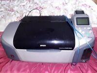 Epson photo stylus R320 printer good working order