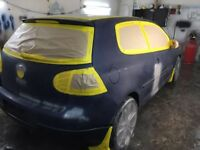 Bodyshop repairs full respray offers on £1000