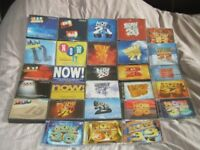 28 DIFFERENT NOW THAT'S WHAT I CALL MUSIC CD's FROM No11 TO No38