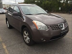 2008 Nissan Rogue SE AWD / WITH LEATER & SUNROOF