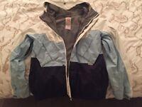 Burton ski jacket and trousers (£25 each)
