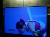 """Samsung 48"""" 3D Smart TV."""