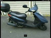 Yamaha vity xc 125 only 999. No offers