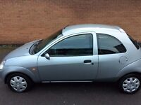 FORD KA STYLE 1.3 SILVER 71,000MILES