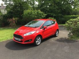 Ford Fiesta 1.25 Zetex 3dr (Dec 2012) - Full Ford Service History - Low Mileage