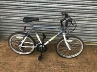 "Universal 20"" wheel Bike. Good Condition. Serviced, Free Lock, Lights, Delivery"