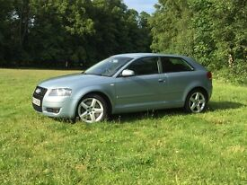Audi A3 Quattro 3.2 v6 91000