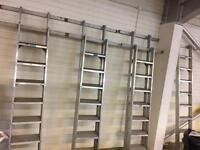 Job lot British made stores ladders