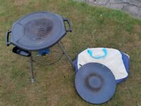 Camping Gaz portable Grill with carry bag. Non match lighting and with easy carry bag.