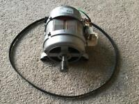 Electrolux washer dryer motor