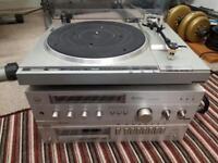 Hitachi record player