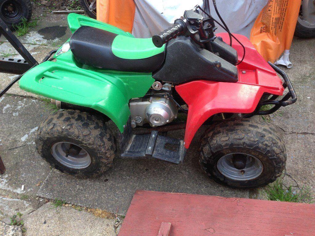 kazuma meercat 50cc quad spares or repair | in Sunderland, Tyne and on
