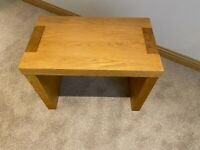 Oak Table Occasional