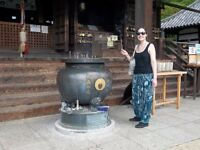 Japanese teacher and translator