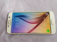 Samsung Galaxy S6 32GB in White Unlocked