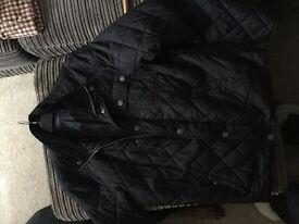 Men's Zara black small jacket