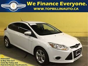 2013 Ford Focus SE, BLUETOOTH, HEATED SEATS, 48 Kms