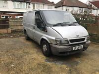 FORD TRANSIT LOW MILES DRIVES PERFECT GREAT ENGINE LOW MILES