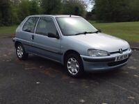 Peugeot 106 Independence Limited Edition 1.1 Petrol Manual 3door