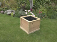 Quality Garden Planter with Liner