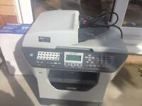 Brother industrial printer with brand new cartridge