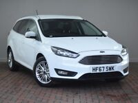 FORD FOCUS 1.5 TDCI 120 ZETEC EDITION 5DR (white) 2017