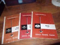 Vauxhall Series FB Manuals