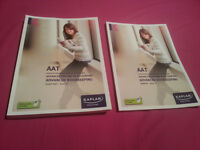 BRAND NEW AAT LEVEL 3 - ADVANCED BOOKKEEPING - STUDY TEXT AND EXAM KIT