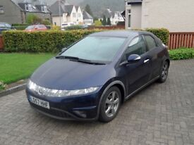 Honda Civic. Great running car - SOLD PENDING COLLECTION