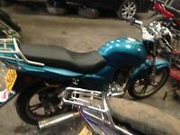 KYMCO PLUSAR 2010 BREAKING FOR SPARE PARTS