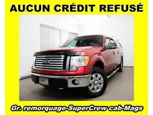 2011 Ford F-150 XLT *SUPERCREW * ATTENTE D'APPROBATION *