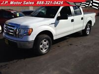 2011 Ford F-150 XLT, Crew Cab, Automatic, 4*4