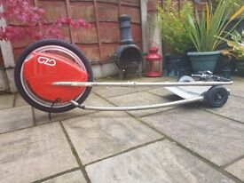 Ozo Easy Glider One Wheel with Chariot