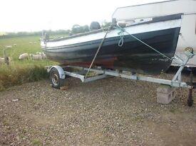 cobble fishing boat