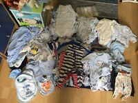 Baby's boys bundle loads of clothes