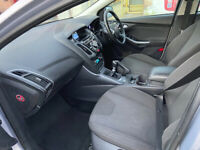 FORD FOCUS 1.0 ECOBOOST PETROL TITANIUM 5 DOORS NEW MOT GREAT CAR.
