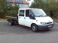FORD TRANSIT 2006 TIPPER